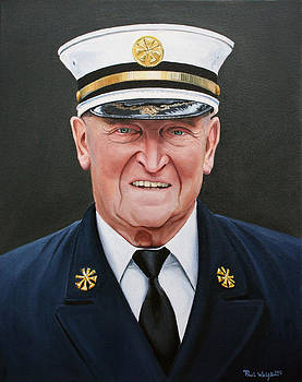Chief Haber by Paul Walsh