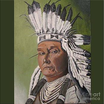 Chief Joseph by Creations by DuBois