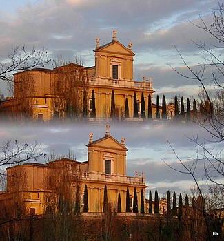 Chiesa Radopiata by Halina Nechyporuk