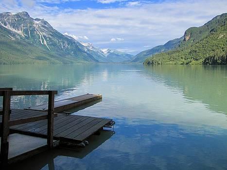 Lisa Dunn - Chilcoot Lake
