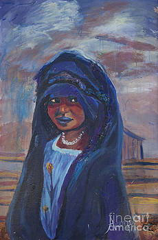 Child Bride of the Sahara by Avonelle Kelsey