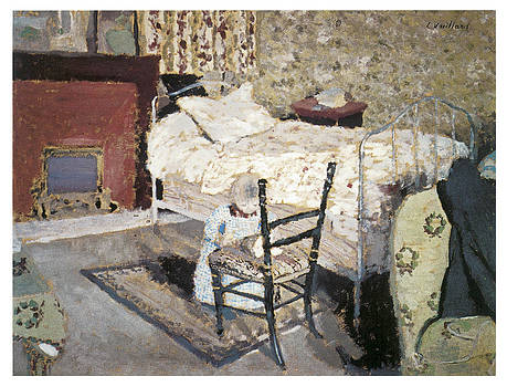 Edouard Vuillard - Child in a Room