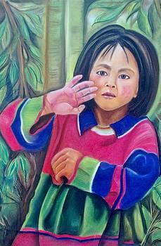 Childhood by Kalpana Somalwar