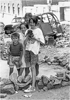 Children of Sarajevo 92 _ Children of War by Mirza Ajanovic