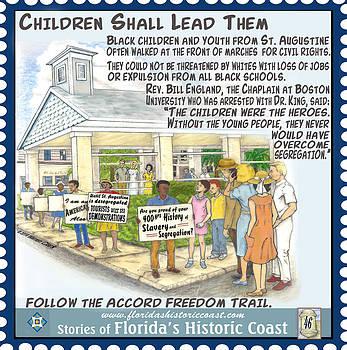 Children Shall Lead Them by Warren Clark