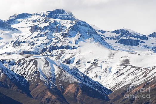 Chilean Andes by Susan Hernandez