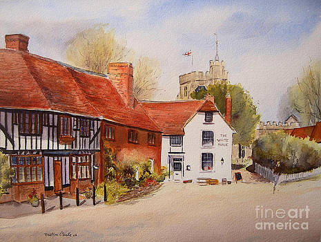 Chilham Kent by Beatrice Cloake