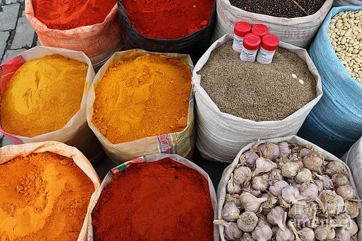James Brunker - Chilli powders 4