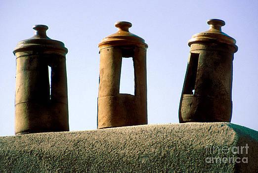 Chimneys by Eva Kato