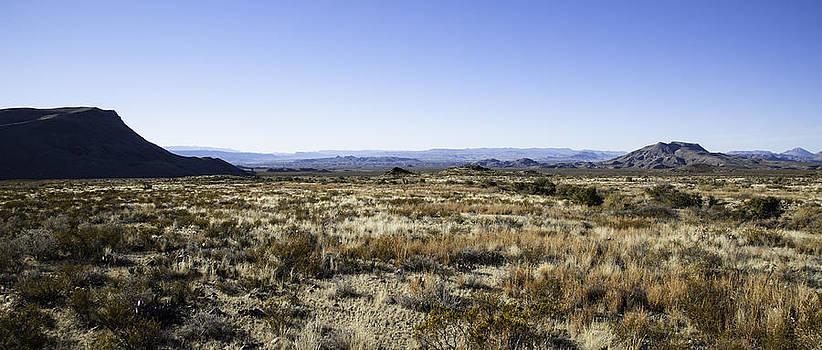 Alan Roberts - Chimneys Trail