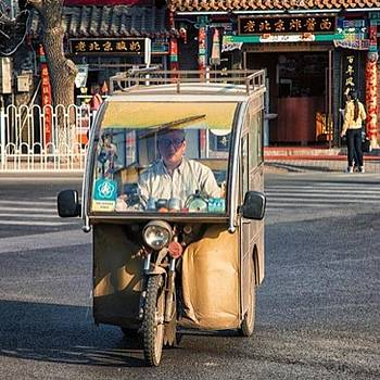 #china #beijing by Ron Greer