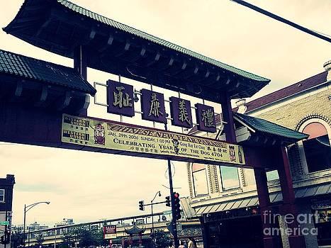 China Town  by Malachi S