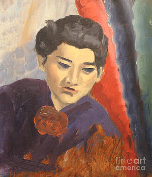 Art By Tolpo Collection - China Woman 1938