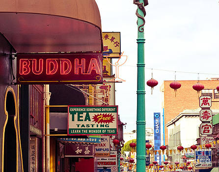 Sonja Quintero - Chinatown Buddha