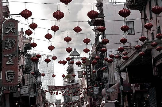 Chinatown by Larry Butterworth