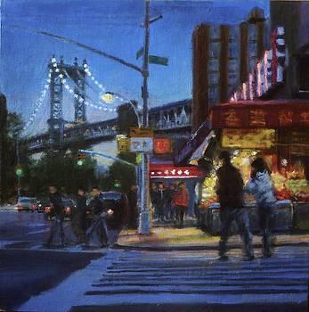 Chinatown Nocturne by Peter Salwen