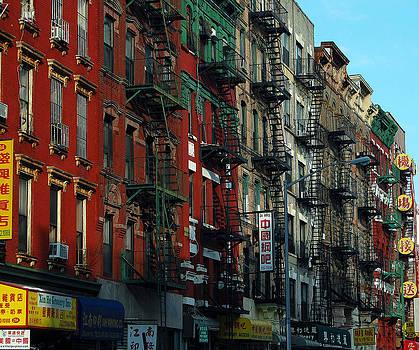Chinatown by Ronaldo Hidalgo