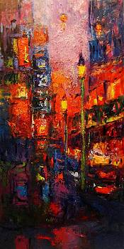 Chinatown San Francisco by R W Goetting