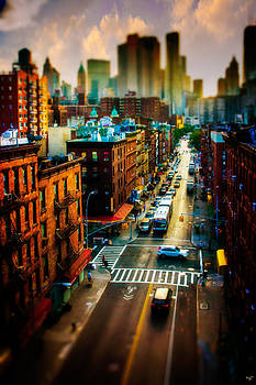 Chinatown Streets by Chris Lord