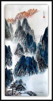 Chinese Painting  by Mong Sho