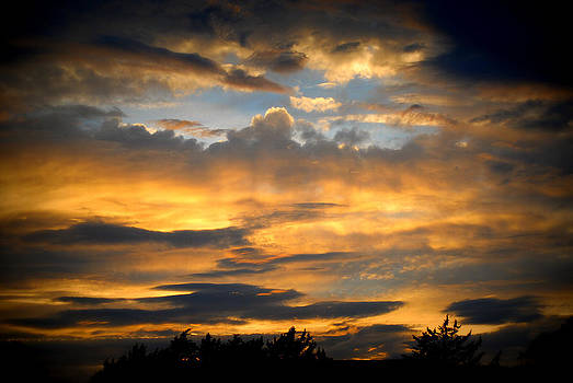 Chino Valley Sunset by Kasie Morgan