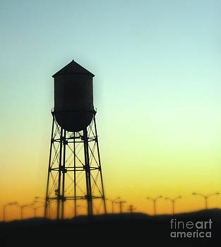 Gregory Dyer - Chino Water Tower