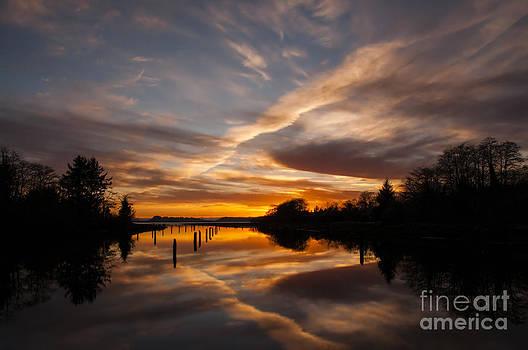 Vivian Christopher - Chinook River Washington