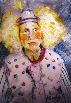 Chip the Clown by Dorothy Siclare