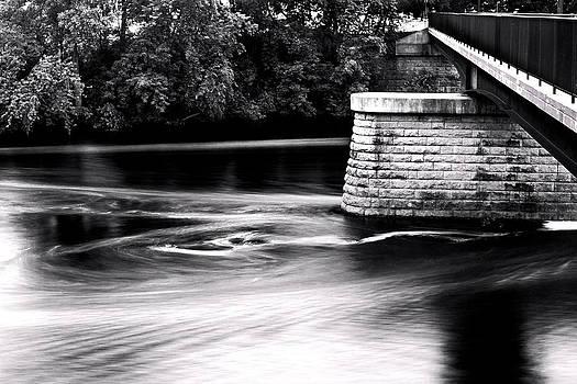 Chippewa River Bridge by Tom Gort