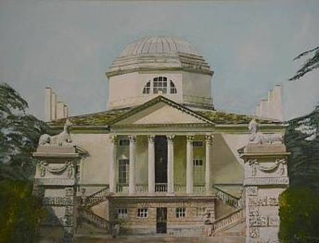 SOLD Chiswick House by Paul McIntyre
