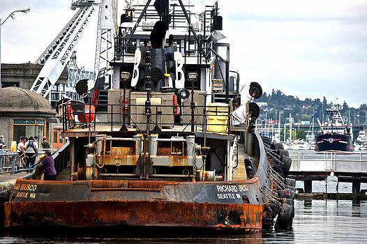 Steven Lapkin - Chittenden Locks Ballard Seattle Washington