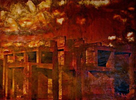 Chocolate Apocalypse by Michael Jewel Haley