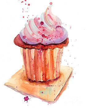 Chocolate cake by Regina Jershova