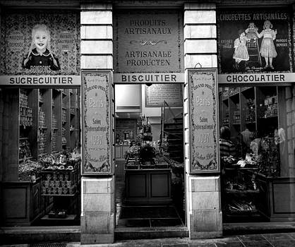 Chocolates by Cecil Fuselier