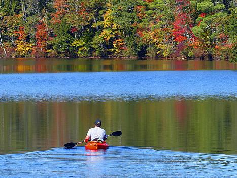 Chocorua Lake New Hampshire by Jim  Wallace