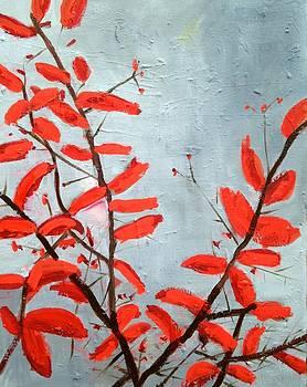 Choke Berry by Kendall Wishnick Adams