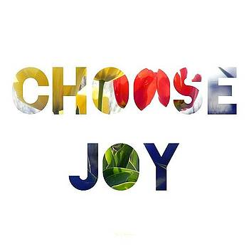 {choose Joy} || Trying Something A by Traci Beeson