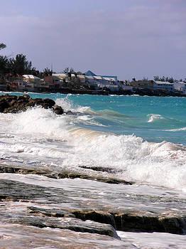 Kimberly Perry - Choppy Bahamas Ocean