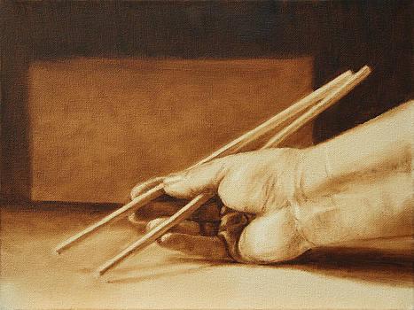 Chopsticks by Beth Johnston