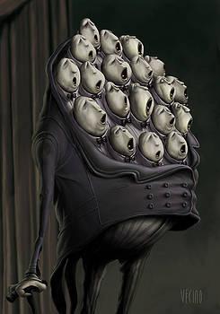 Chorus Man by Santiago Vecino