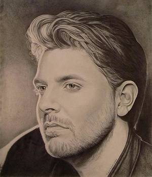 Chris Young by Karen E Marvel