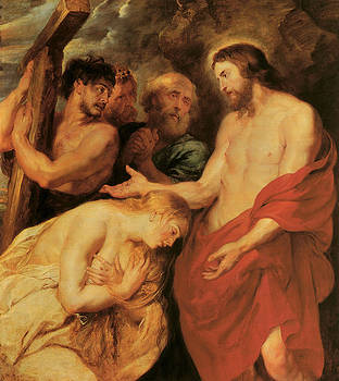 Peter paul Rubens - christ and the Penitent Sinners