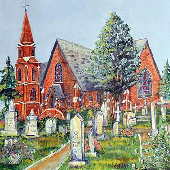 Christ Church 2013 by Edith Hardaway