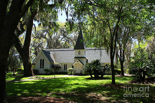 Christ Church St. Simmons by Bob McGill