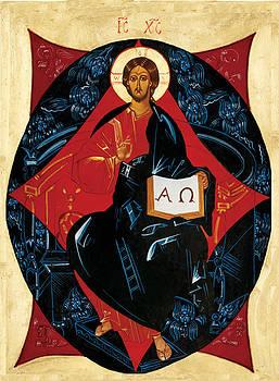 Christ in Majesty by Joseph Malham