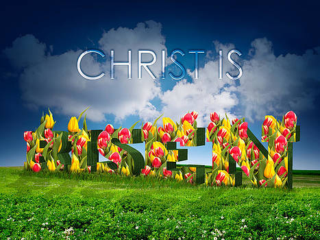 Christ is Risen by Michele Engling