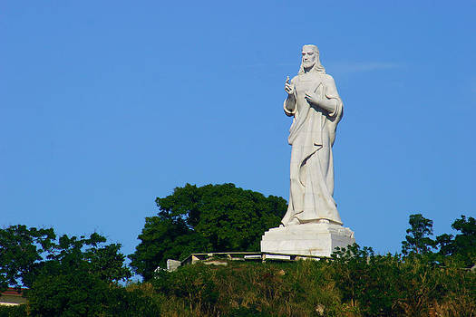 Christ of Havana by Gilberto Gutierrez
