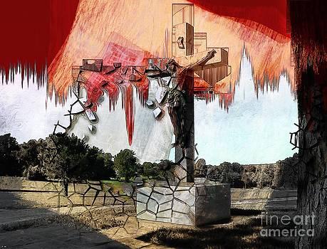 Liane Wright - Christ on the Cross