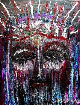 Christ The King      by Darlyne Sax