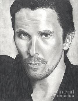Christian Bale by Christian Conner